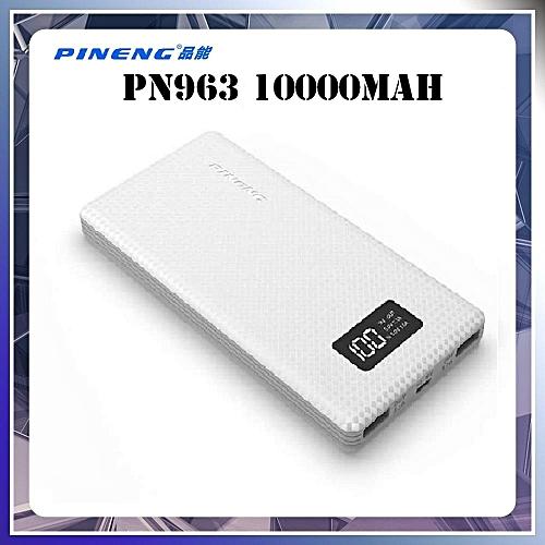 【Special Offer】 PINENG POWERBANK 10,000MAH PN-963 PN963 Power Bank G CORPORATE GIFT BGmall