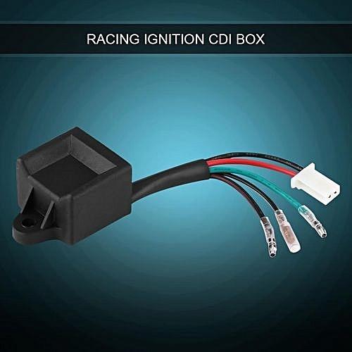 Sweatbuy Racing Ignition CDI Box For Polaris Scrambler 50cc 90cc 100cc  110cc ATV 2 Stroke