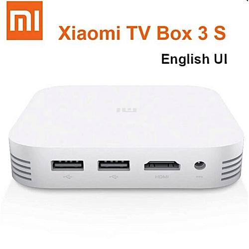 XIAOMI 3 PRO Enhanced GEN 6TH MIBOX MI TV BOX 3 English Chinese UI - Gen  Voice Control M8S UBOX UNBLOCK TURBOBOX EVPAD CS918 M8S HIMEDIA ZIDOO  ANDROID