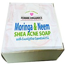 Moringa Neem Acne Soap - 150g
