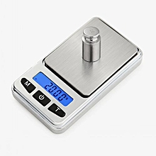 Technologg Electronic Scale  Precision Digital Scales For Gold Jewelry Weight Electronic Scale-Silver