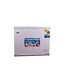 SY-80QC50W - White 260Ltrs Sayona Freezer.