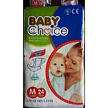 Diapers-Size M (6-10KG)