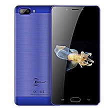 "S9 4G Phablet 5.5"" (2GB RAM + 16GB ROM) Android 7.0 MTK6737 Quad Core 5000mAh battery - BLUE"