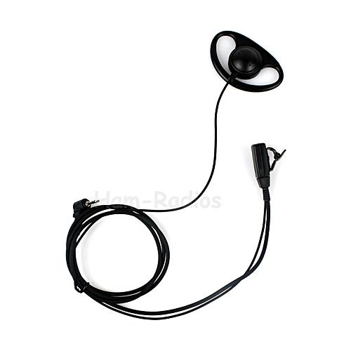 2 5 mm Speaker Headset for MOTOROLA T6200 6220 5800 7200 5720 FRS 5522  Walkie talkie two way CB Ham Radio
