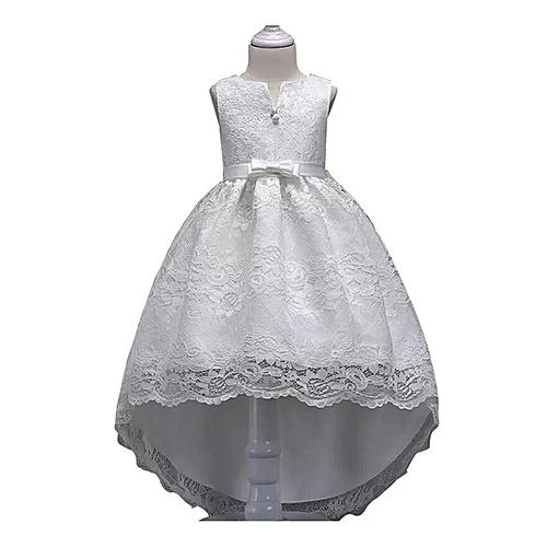 Girls White Gowns