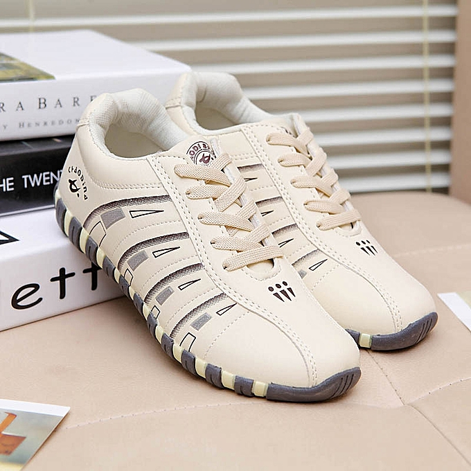 ad7d74488a8d6a Fashion Women Printing Trainers Lace Up Comfortable Sport Casual Sneakers  Shoes