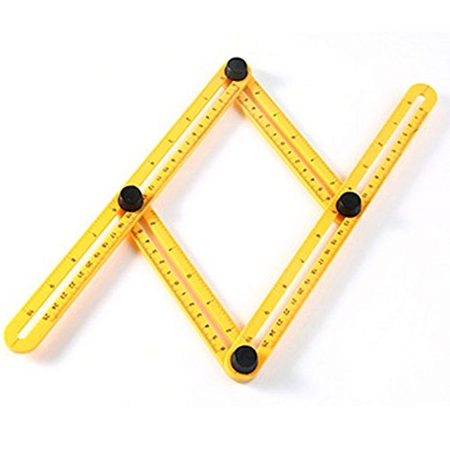 Buy Allwin Measuring Instrument Angle Izer Template Tool Four Sided
