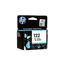 122 Ink Cartridge - CH562HK, Tri-Color