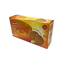 Gingernut Biscuits (Budget Pack) - 400g