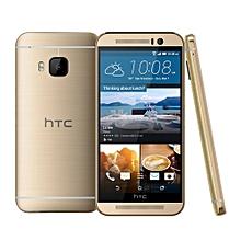 One M9 Unlock Smartphone 32GB ROM 3GB RAM - golden