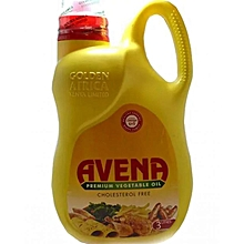 Vegetable Oil - 3 Litres