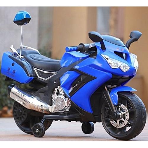 Kids Motor Bikes - Blue