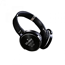 Black Wireless Headphones Model AZ-009