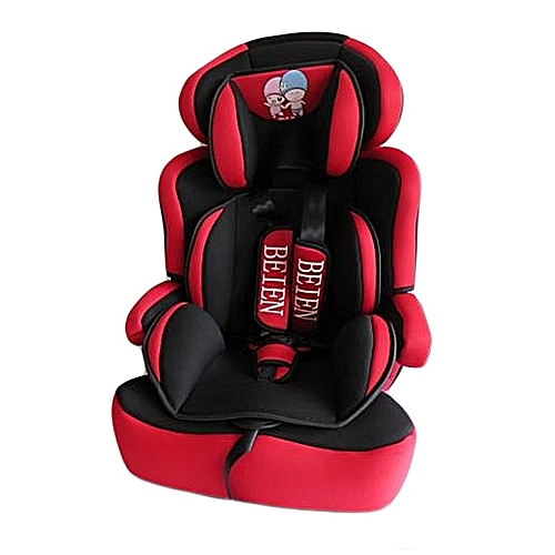 Generic Baby Car Seat - Black and Red @ Best