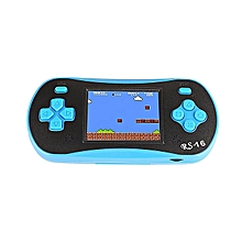 Video Game Player Handheld Player Mini Bule Built-In 260 Classic Games Children