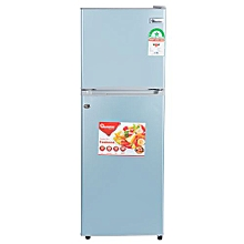 RF/175 - 2 Door Direct Cool Fridge - 128 Litres - Blue