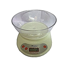 Digital Kitchen Scale 5kg. Max..