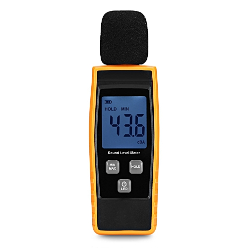RZ1359 Mini Handheld LCD Display Digital Sound Level Meter