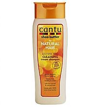 Shea Butter for Natural Hair Cleansing Cream Shampoo- 400ml