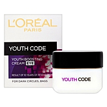 Youth Code Youth Boosting Eye Cream - 15ml