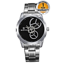 Le Locle Steel Gents Watch
