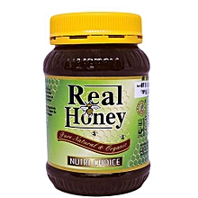 REAL HONEY JAR 500G