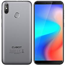 CubotJ3 PRO 4G Phablet 5.5 inch Android GO MT6739 Quad-core 1.5GHz 1GB RAM 16GB ROM Fingerprint Sensor 13.0MP + 2.0MP Rear Camera 2800mAh Detachable-GRAY