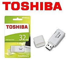 Highspeed USB Flashdisk Transmemory U202 - 32GB White