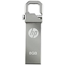 8GB Flash Disk - {Silver}