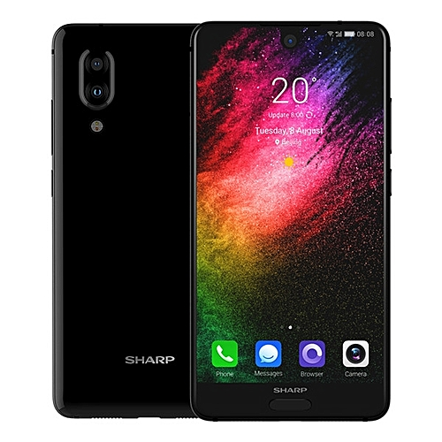 SHARP AQUOS S2 5.5 Inch Dual Rear Camera 4GB RAM 64GB ROM Snapdragon 630 Octa Core 4G Smartphone UK