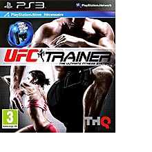 PS3 Game UFC Personal Trainer The Ultimate Fitness System