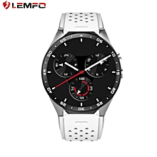 LEMFO KW88 Pedometer Heart Rate Monitor GPS Smart Watch for iOS for Android