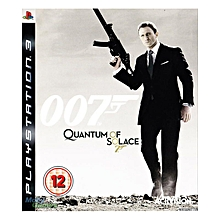 PS3 Game 007 Quantum Of Solace