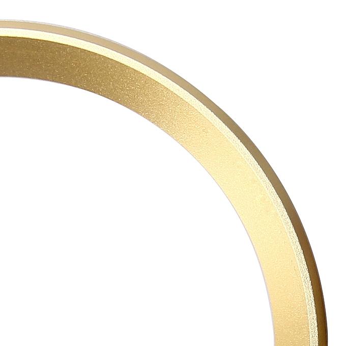 2 PCS Car Logo Decorative Circle Steering Wheel Decoration Ring Sticker  Logo Car Styling Modification Car Front Logo Ring Decoration Rear Cover  Trim