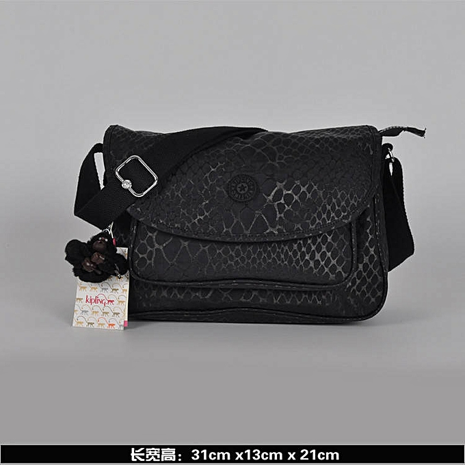 c646fa99f76 Kipling Fashion Women Nylon waterproof Shoulder Bags Inclined shoulder bag  messenger bag