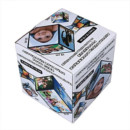 Buy Generic huskspo 360 Rerating Revoling Multi Picture Photo Frames ...