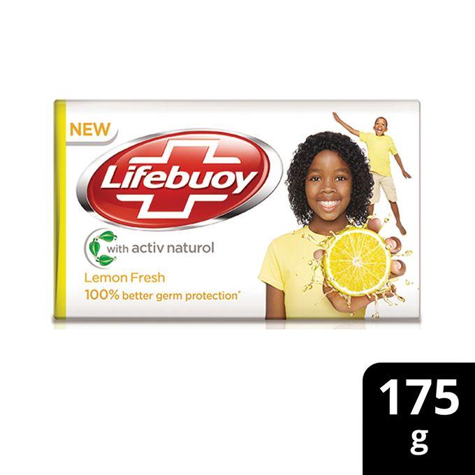 Lemon Fresh Bar Soap -175g