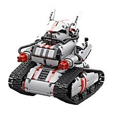 XIAOMI Mitu DIY Bluetooth 4.0 Programable Blocks Smart Track Robot Kit Support Smartphone Control