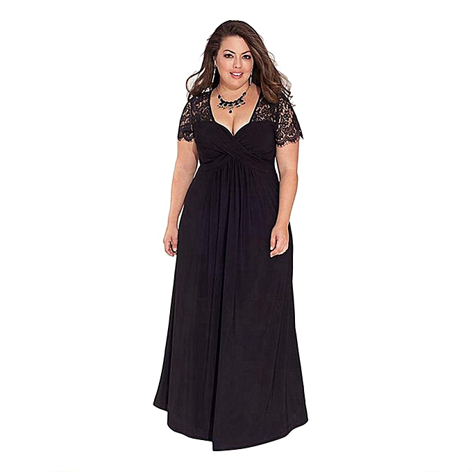 evening outfits plus size