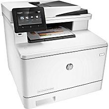 HP LaserJet Pro M281cdw Wireless Color Printer