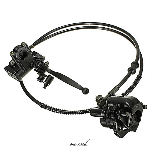 New Rear Brake Master Pump With Brake Pliers For Atv Utv 70Cc 90Cc 110Cc  125Cc 250Cc
