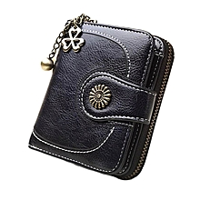 Ladies Purse Wallet black
