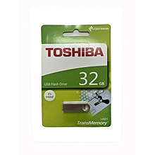 32GB USB Flashdisk-Silver