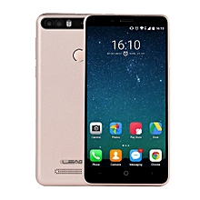 LEAGOO KIICAA POWER  2GB+16GB  4000mAh Battery  Dual Back Cameras  Fingerprint Identification  5.0 inch Android 7.0 MTK6580A Quad Core up to 1.3GHz  Network: 3G  Dual SIM (Gold)