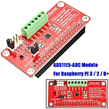 16 Bits I2C ADS1115 Module ADC 4 Channel for Raspberry Pi 3/2 Model B/B+