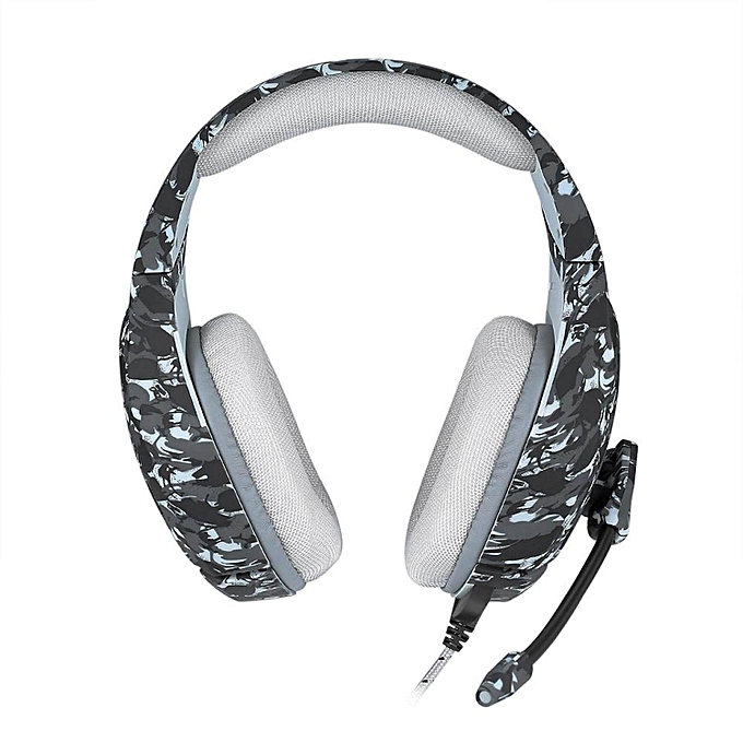 ca8498224bb LEBAIQI ONIKUMA K1 3.5mm Gaming Headsets with Mic Stereo Sound Noise  Reduction Music Headphones for