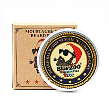 Men Beard Oil Balm Moustache Wax for styling Beeswax Moisturizing Beard Care Tasteless
