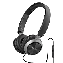 Edifier M710 High Performance Multi-Purpose Headphones with Answering Call Function (Stealth-Red)   POWERLI