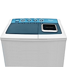 RW/114-Super Jumbo 12Kg/14 Gross Twin Tub Washer-White & Grey